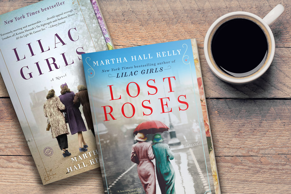 Lost Roses in paperback March 2020